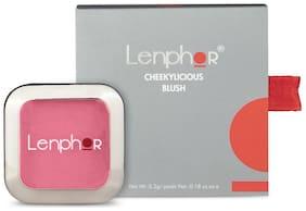 Lenphor Cheekylicious Blush - Coral Rush (5.2g)