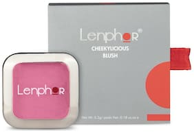 Lenphor Cheekylicious Blush - Flamingo (5.2g)