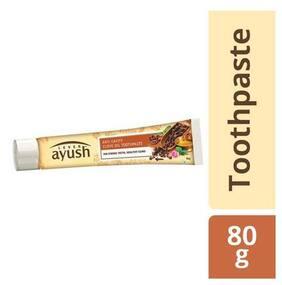 Lever Ayush Toothpaste Anti Cavity Clove Oil 80 Gm