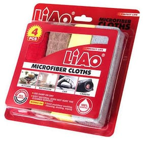 Liao Cleaning Cloth - Micro Fiber 4 pcs