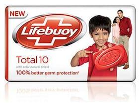 Lifebuoy Soap Bar - Total 10 125 g