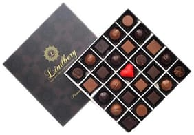 Lindberg Assorted Gift Box - Pure Belgium Chocolate Truffles 270 g 25 pcs