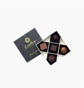 Lindberg Assorted Gift Box - Pure Belgium Chocolate Truffles 50 g  5 pcs