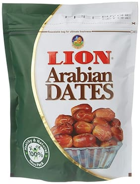 Lion Arabian Dates 500 G Buy 1 Get 1 Free