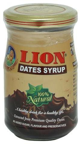 Lion Syrup - Dates 250 gm