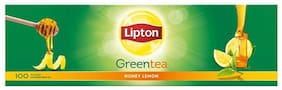 Lipton Green Tea Honey Lemon 100 Teabags