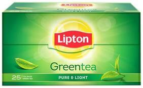 Lipton Pure & Light Green Tea Bags 25Oz