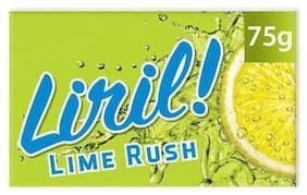 Liril Soap Bar - Lime Rush 75 g