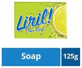 Liril Soap Bar - Lime Rush 125 g