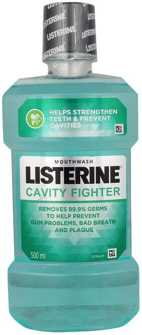Listreine Cavity Fighter 500ml