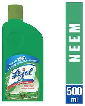 Lizol Floor Cleaner - Neem 500 ml