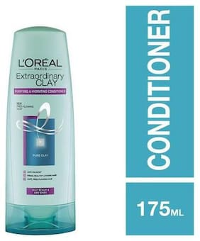 Loreal Paris Extraordinary Clay Conditioner 175 ml
