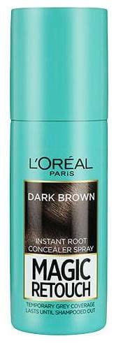 Loreal Paris Magic Retouch - 2 Dark Brown 75 gm