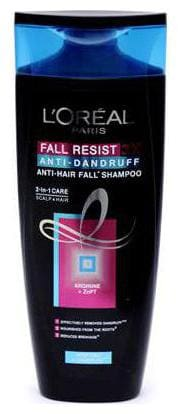 Loreal Paris Fall Resist 3X Anti-Hairfall Shampoo 175 ml