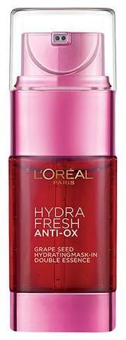 Loreal Paris Hydrafresh Anti-Ox Grapeseed Hydrating Double Essence 50 ml