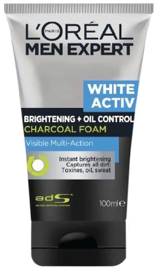 L'Oreal Paris Men Expert Charcoal Foam 100 ml