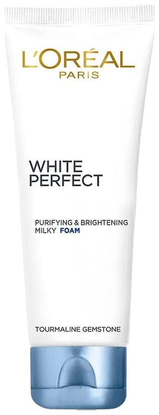 L'Oreal Paris White Perfect Facial Foam 100 ml