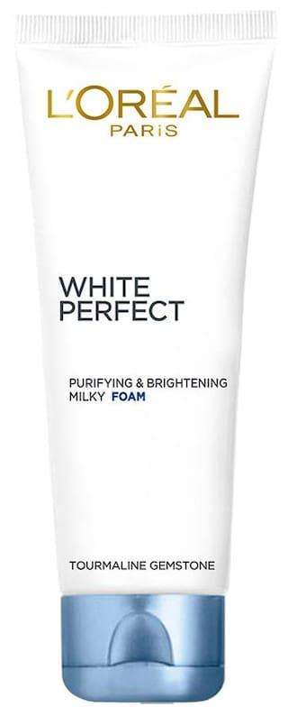 L'Oreal Paris White Perfect Facial Foam 100 ml