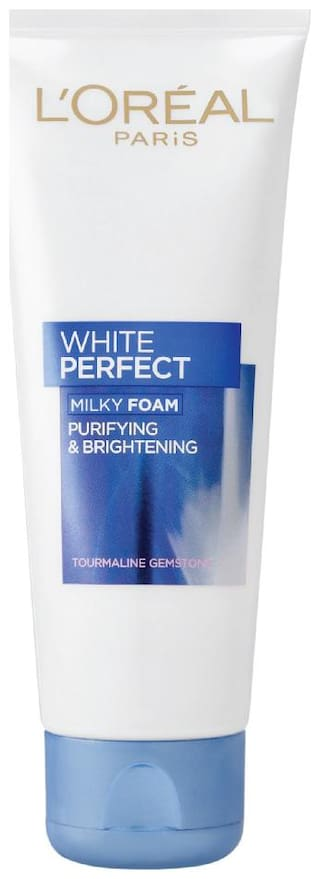 L'Oreal Paris White Perfect Facial Foam 50 ml