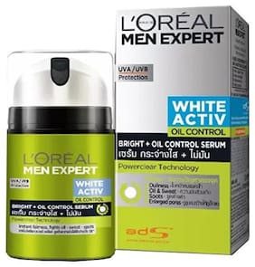 L'Oreal Paris Men Expert White Active Oil Control Moisturizing Fluid 50 ml
