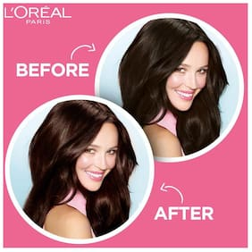 L'Oreal Paris Casting Creme Gloss Hair Color - Creme Gloss Hair Color - 415 Iced Chocolate