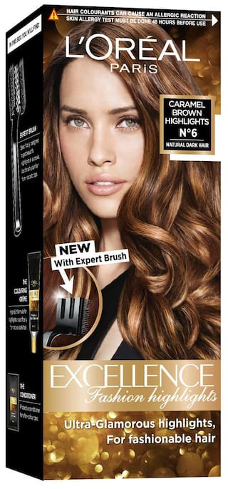 Buy loreal paris excellence fashion highlights hair color caramel loreal paris excellence fashion highlights hair color caramel brown solutioingenieria Image collections