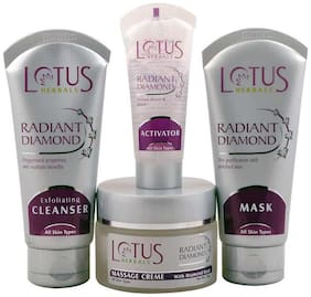Lotus Herbals Radiant Diamond For Instant Radiance 170 gm