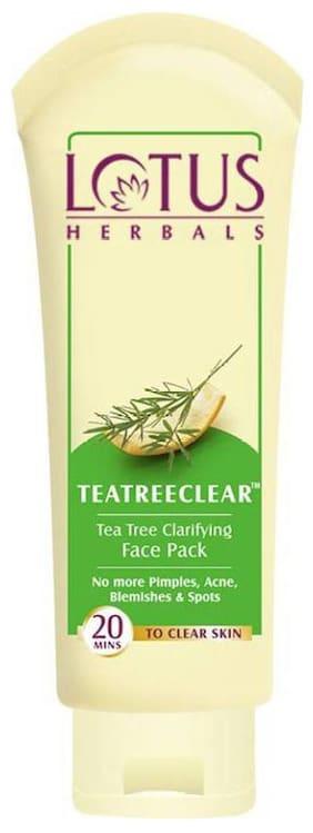 Lotus Herbals Clarifying Face Pack 120 g