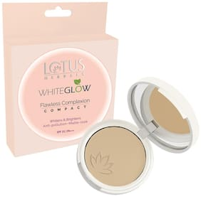 Lotus Herbals WhiteGlow Flawless Complexion Compact (natural) 10g