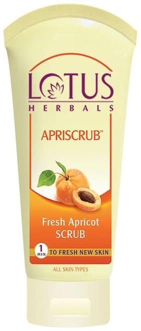 Lotus Herbals Apriscrub 100 G (Pack Of 2)