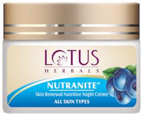 Lotus Herbals Nutranite Night Cream (50 g)