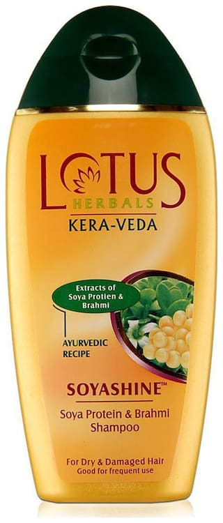 Lotus Herbals Soyashine Shampoo 200 Ml (Pack Of 2)