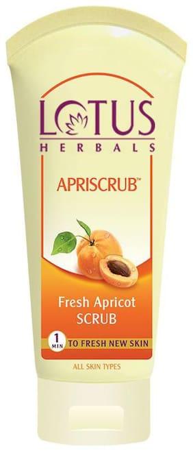 Lotus Herbals Fresh Apricot Scrub (300 G)