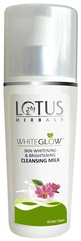 Lotus Herbals Whiteglow Cleaning Milk 80 ml