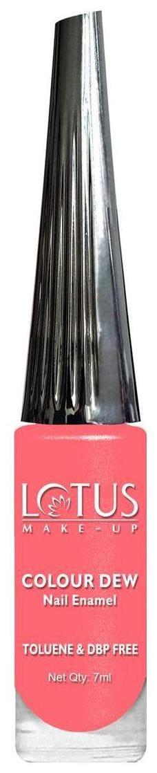 Lotus Herbals Make-Up Strawberry Shake Nail-Paint (951 -7 ml )
