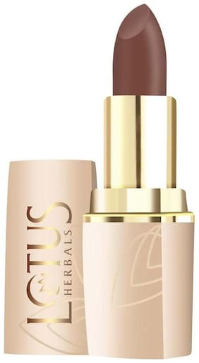 Lotus Make-Up Pure Colors Matte Lip Color Choco Chic 594 4.2 G