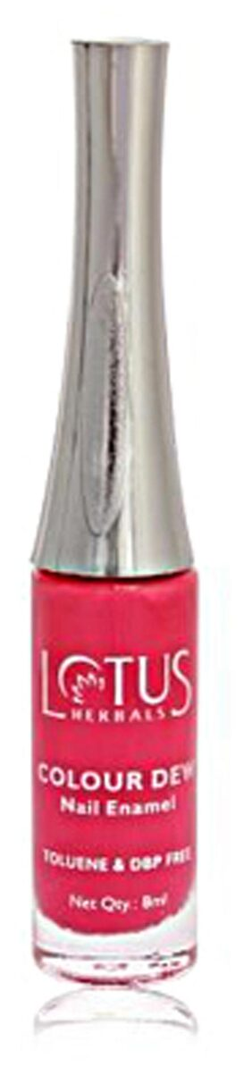 Lotus Make-up Olay Full Pink Nailpaint 89 7 ml