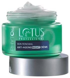 Lotus Professional Phyto-Rx Skin Renewal Antiaging Night Creme 50 gm