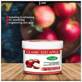 LUSTER Classic Red Apple Face & Body Scrub