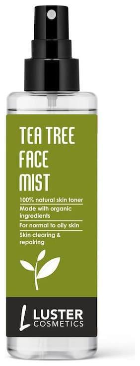 Luster Cosmetics Tea Tree Face Mist Skin Toner 115ml