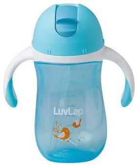 Luvlap Birdie Sipper Blue 260 ml
