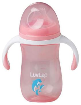 Luvlap Dolphin Sipper Pink 260 ml
