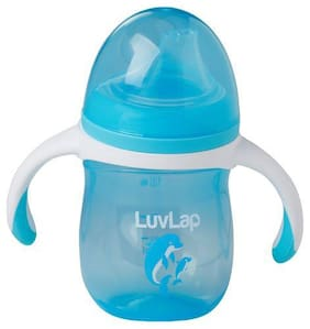 Luvlap Dolphin Sipper Blue 160 ml