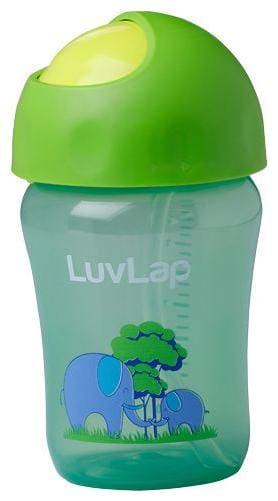 Luvlap Jumbo Sipper Green 240 ml