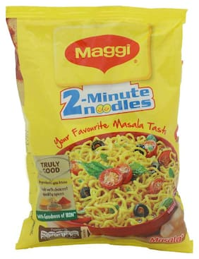 MAGGI 2-Minute Noodles - Masala 70 g (Pack of 12)