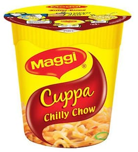 Maggi Instant Noodles Cuppa Mania (Chilly Chow) 70 g