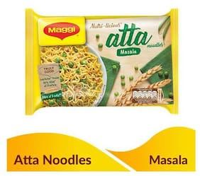 Maggi Nutrilicious Atta Noodles Masala 75 g