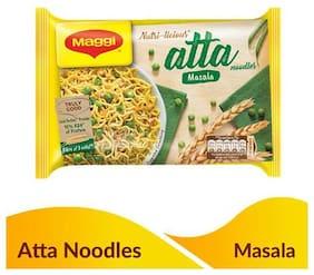 Maggi Nutrilicious Atta Noodles Masala 75 Gm