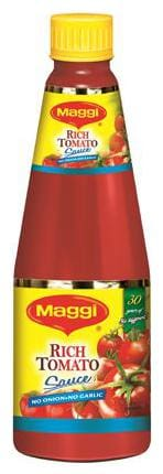 Maggi Sauce - Rich Tomato(No Onion Garlic) 1 Kg