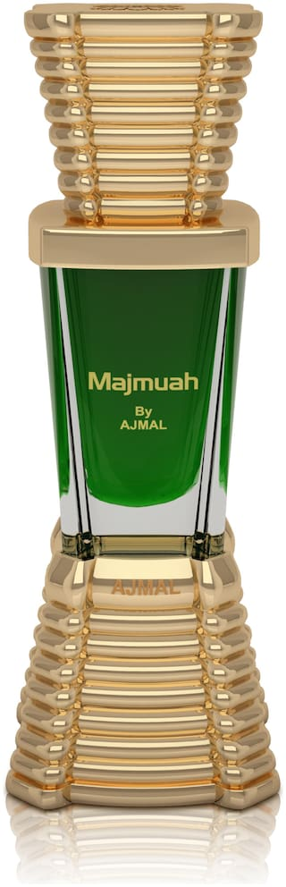 Majmua Concentrated Oriental Perfume Free From Alcohol 10ml for Unisex